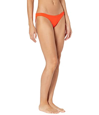 Maaji Ginger Flirt Signature Cut Reversible Bikini Bottoms Women