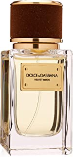 Dolce and Gabbana Velvet Wood - perfume for men - Eau de Parfum, 50ml