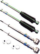 Bilstein 5100 Series Shock Kit for Ford F-150 4WD 2009-13 - Includes Front Ride Height Adjustable Shocks # 24-239394 & Rear Shocks # 33-187501