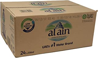 Al Ain Water - 330ml x Pack of 24