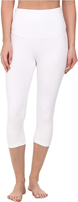 Talia Capri Cotton Shaping Legging