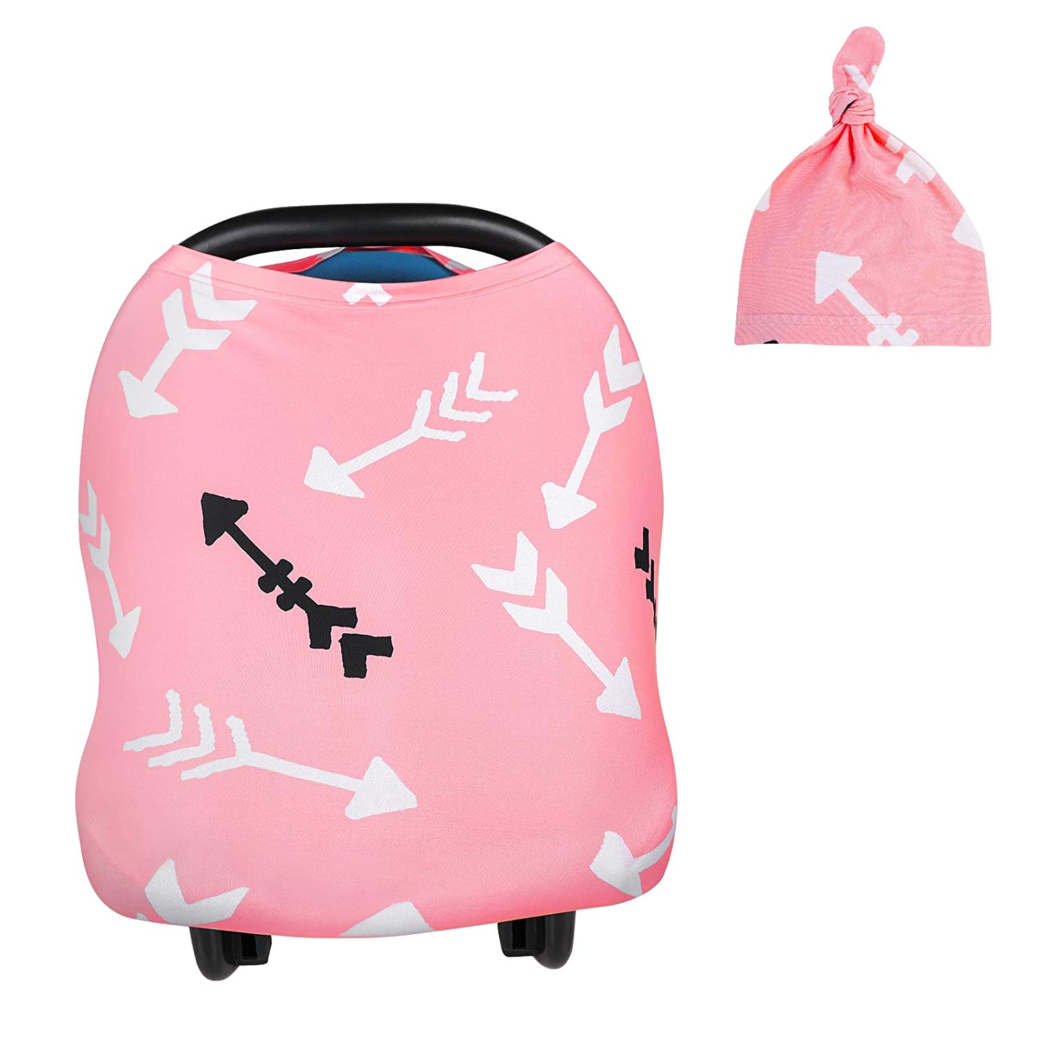 Nursing Cover Breastfeeding with Infa Hat Breathable Soft Charlotte Mall Detroit Mall
