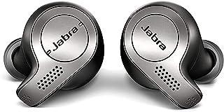 Jabra 100-99000000-60 Elite 65t True Wireless Earbuds Charging Case – Titanium Black