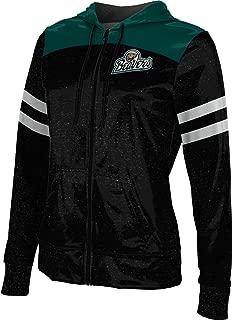 Heather ProSphere Albany State University Girls Zipper Hoodie School Spirit Sweatshirt