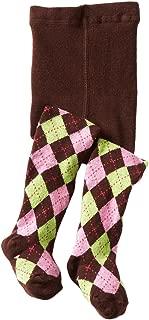 Jefferies Socks 女婴菱形紧身裤