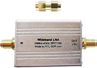 RTL-SDR Blog Wideband Low Noise Amplifier Bias Tee Powered