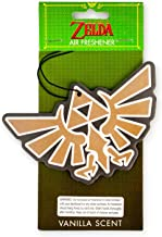 JUST FUNKY The Legend of Zelda Hyrule Air Freshener | Nintendo Game Collectible