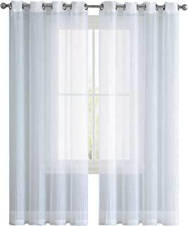 Best curtains with sheer overlay Reviews