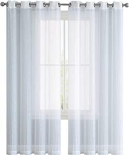 vertical sheer curtains