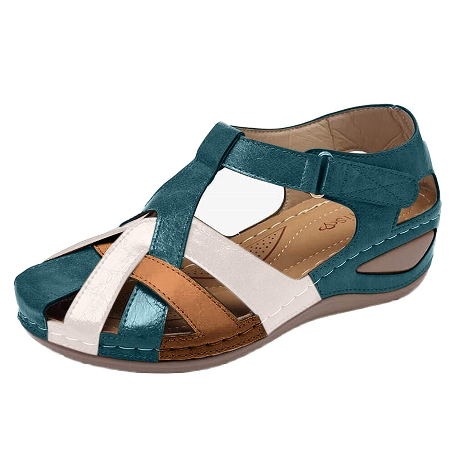 Fullwei Superlatite Sandals for Women Summer Shipping included Lightweight Casual Gladia