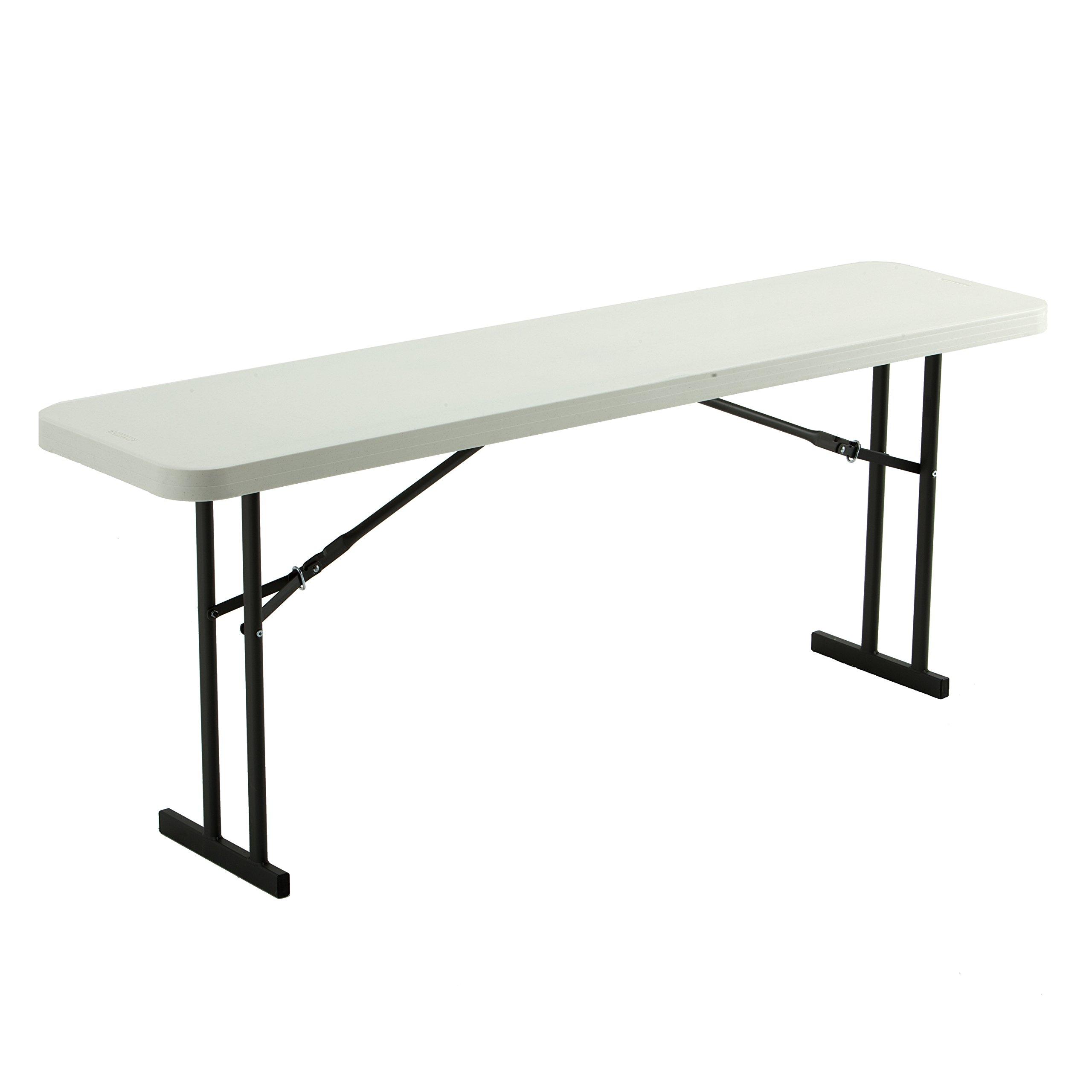 - Lifetime 80176 Commercial Seminar Table, White Granite, 6 Ft: Amazon.co.uk:  Garden & Outdoors