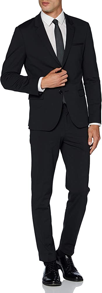 Boss ,abito completo per uomo,100% poliestere 50440152