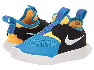 Nike Kids Flex Runner (Infant/Toddler) (Blue Hero/Summit White/Laser Orange) Kids Shoes