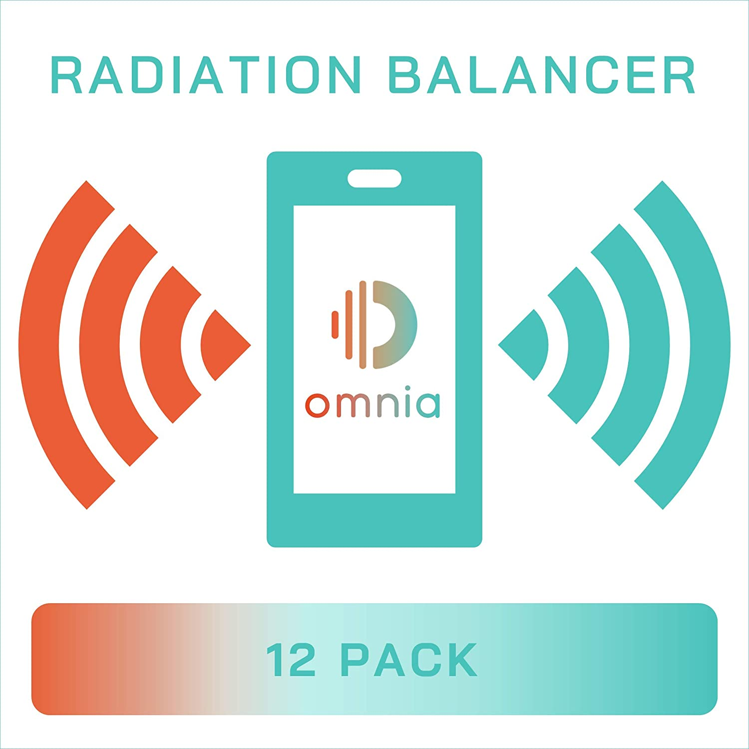 12X Long Beach Mall Omnia Radiation Balancer from EMF ORB Protects Super beauty product restock quality top