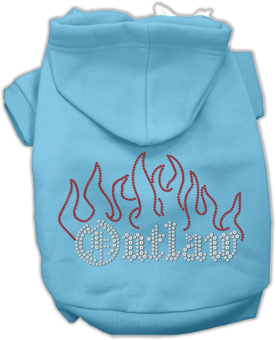 Mirage Pet Recommendation Products Outlaw Rhinestone Cream 25% OFF Hoodies L 14