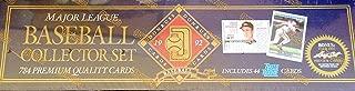 1992 Donruss Baseball Complete Set #1-784