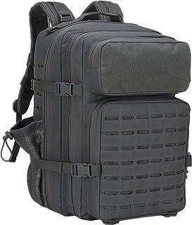 45L التخييم المشي لمسافات طويلة العسكرية التكتيكية الظهر في الهواء الطلق طارد للماء حقائب الرياضة قابل للتعديل