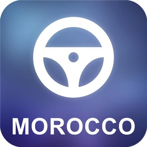 Marokko Offline-Navigation