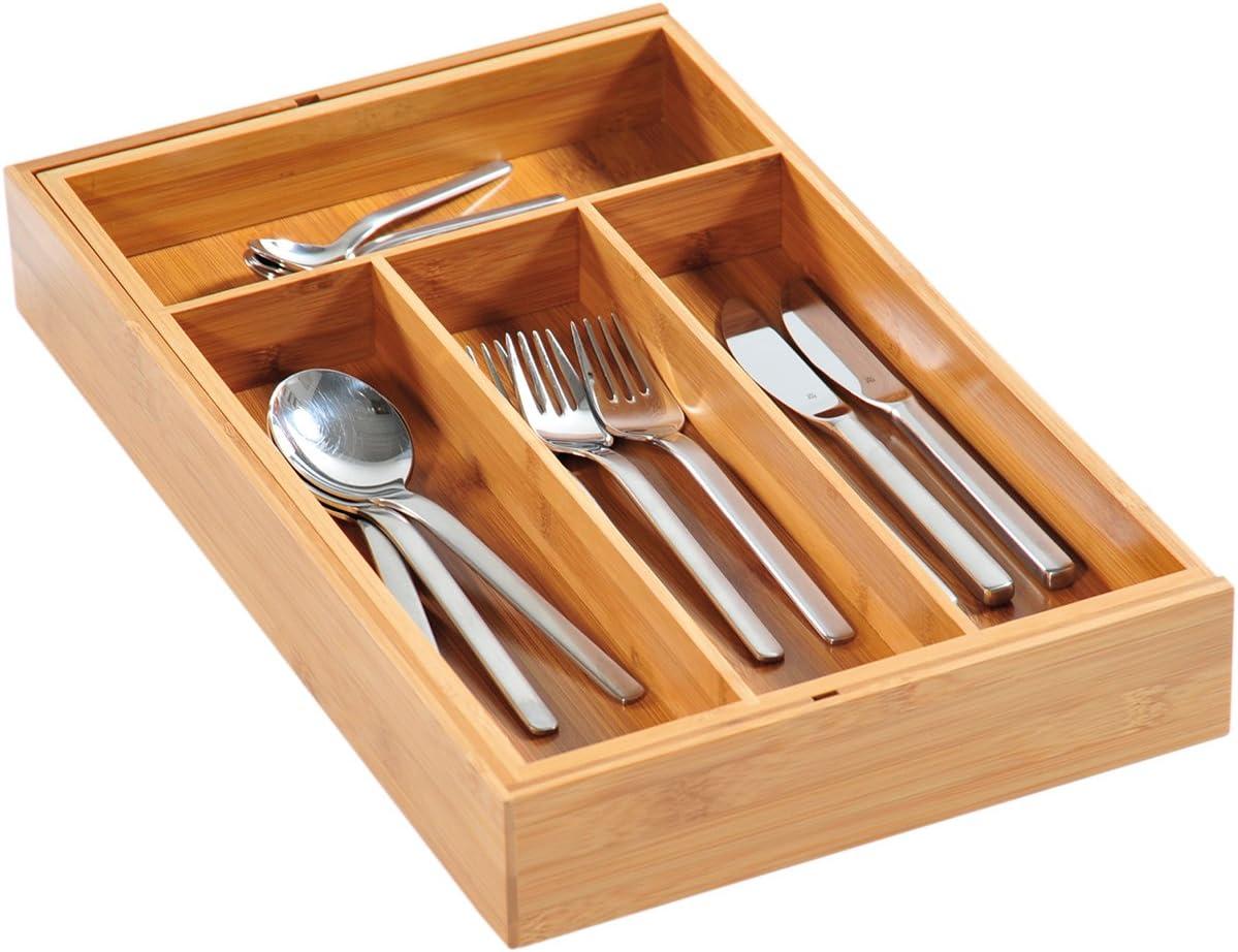 Kesper Cutlery Box Variable of Bamboo Brown 6 26 cm x ☆新作入荷☆新品 店内限界値引き中 セルフラッピング無料 43