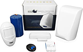 Best pisector professional wireless home security alarm system kit Reviews