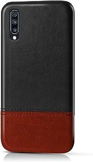 Suhctup Compatible pour Samsung Galaxy A70 Coque Cuir Premium Ultra Mince Multicolore Étui Style de Design Facile Mode Hou...