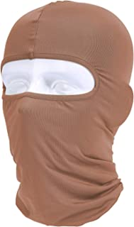 Your Choice Balaclava Face Mask Hot Weather Summer Dust Protection,  Sand