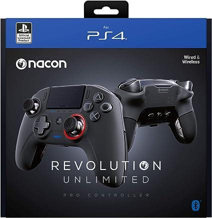NACON Controller Esports Revolution Unlimited Pro V3 PS4...
