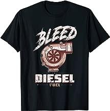 Bleed Diesel Fuel T-Shirt Diesel Power Roll Coal Diesels Tee