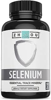 yeast bound selenium