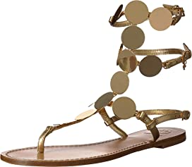 1337a6777b7 Tory Burch Patos Coin Thong Sandal at Zappos.com