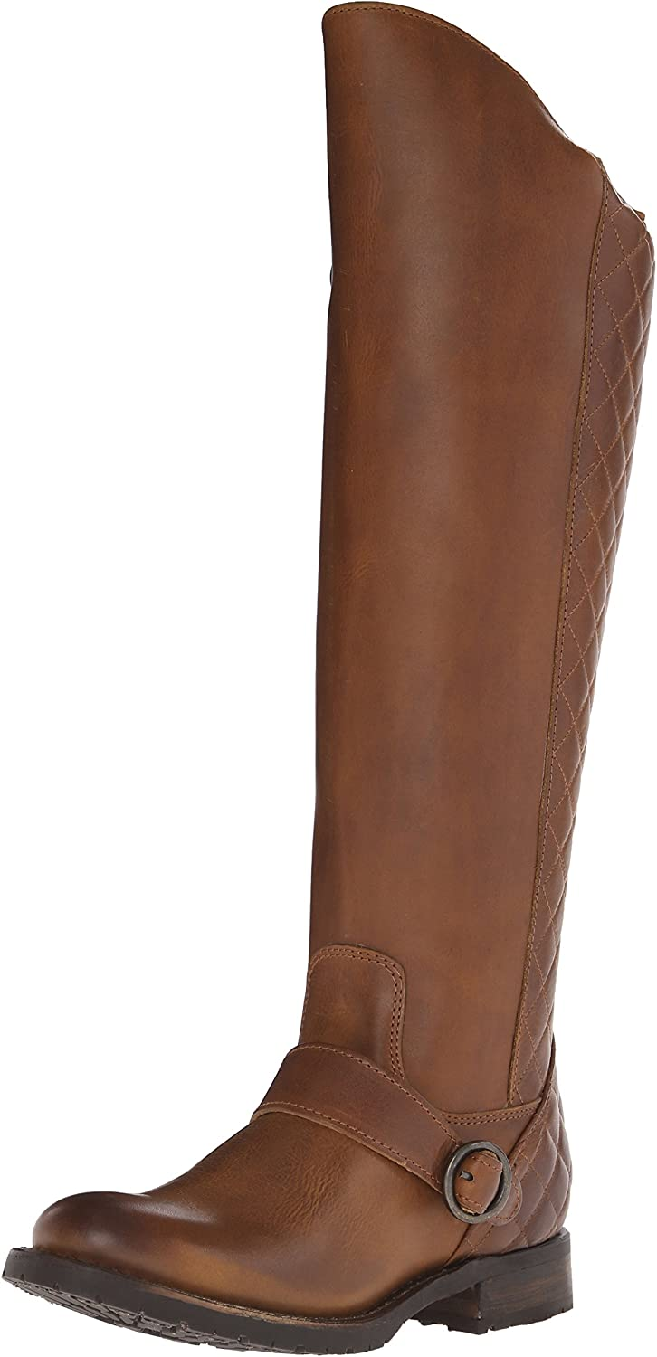 Justin Boots Women's 17 Inch Fashion Riding Boot