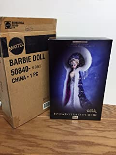 2001 Barbie Collectibles - Bob Mackie International Beauty Collection - Fantasy Goddess of Arctic Barbie