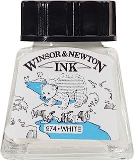 WINSOR & NEWTON ENCRE A DESSINER 14ML 702 BLANC