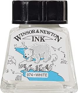 Winsor & Newton Drawing Ink Bottle, 14ml, White