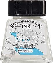 Winsor & Newton - Botella de tinta de 14 ml, blanco