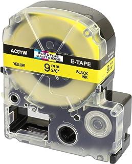 Compatibile Cassette TZe-FX231 TZ-FX231 nero su bianco 12mm x 8m Nastro flessibile per Brother P-Touch PT-1000 1005 1010 2530PC 3600 9600 D210 D210VP D450VP D600VP H101C H105 H110 H300 H500 P700 P750W