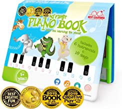 BEST LEARNING My First Piano Book - Educational Musical Toy