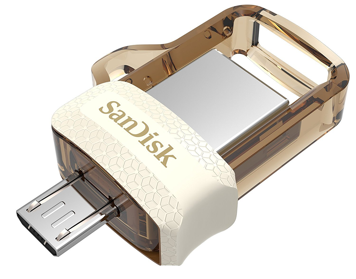 Amazon.in: Buy SanDisk Ultra Dual 64GB USB 3.0 OTG Pen Drive (Gold) Online  at Low Prices in India | SanDisk Reviews & Ratings