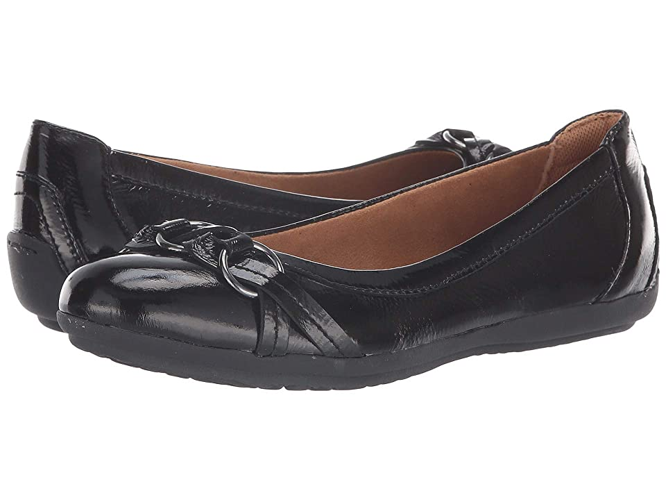Comfortiva Maloree (Black Charme Lux Patent) Women