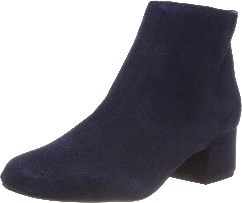 Kenneth Cole New York Women's Rylan Block Heel Ankle Bootie Boot