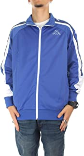Banda 10 Ahran Zip Up Jacket Blue & White