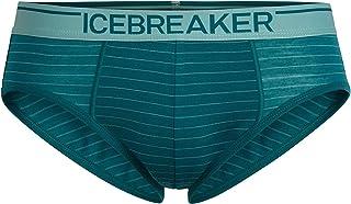 Icebreaker Merino Men's Anatomica Briefs, Wicks Moisture, Odor Resistant, Breathable