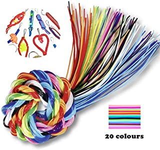 41d0e151d60d Amazon.es: pulseras de hilos de plastico