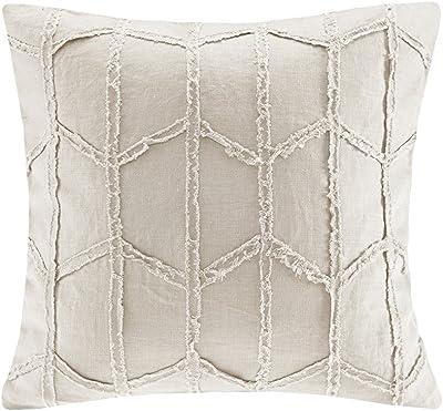 Amazon.com: RLF Home solistice diamante Merlot almohadas ...