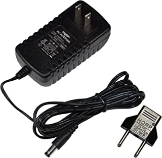 HQRP 6V AC Adapter for Ozeri CardioTech BP3T Upper Arm Blood Pressure Monitor UE08WCP-060100