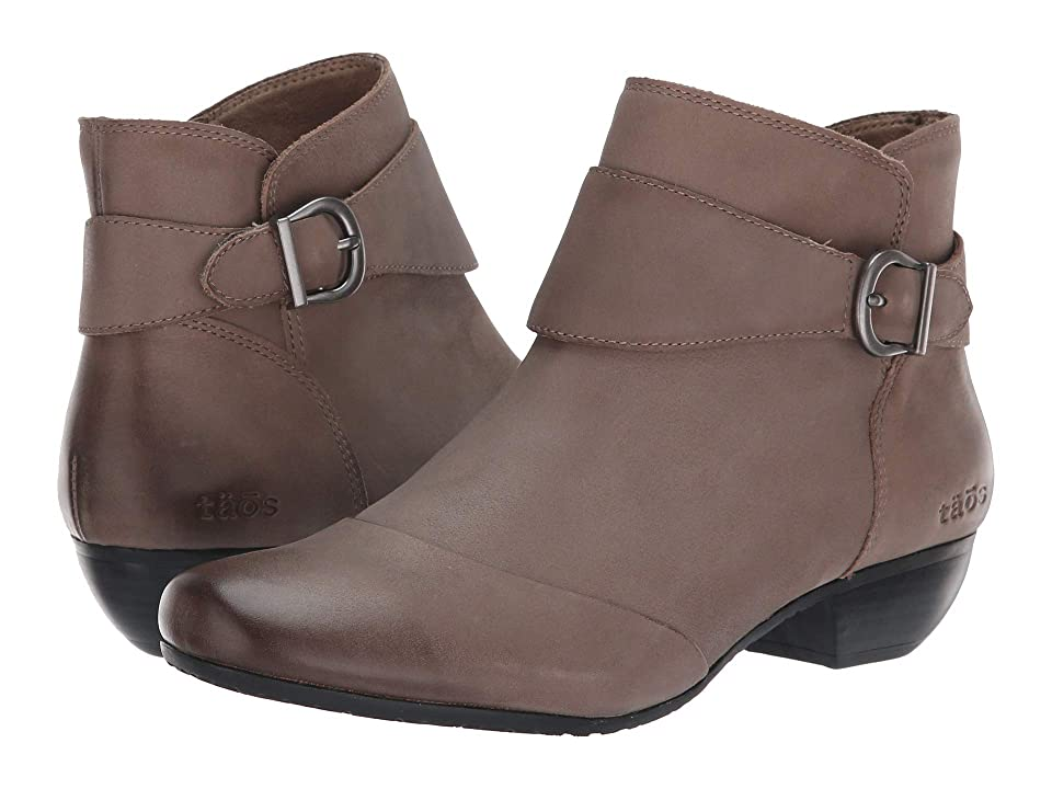 Taos Footwear Addition (Taupe Oiled) Women
