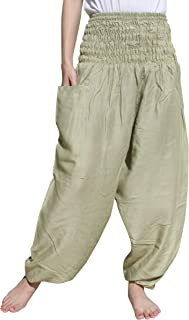 Fubotevic Mens Mid Waist Active Slim Fit Buttons Pleated Jogger Stylish Plain Lounge Pants