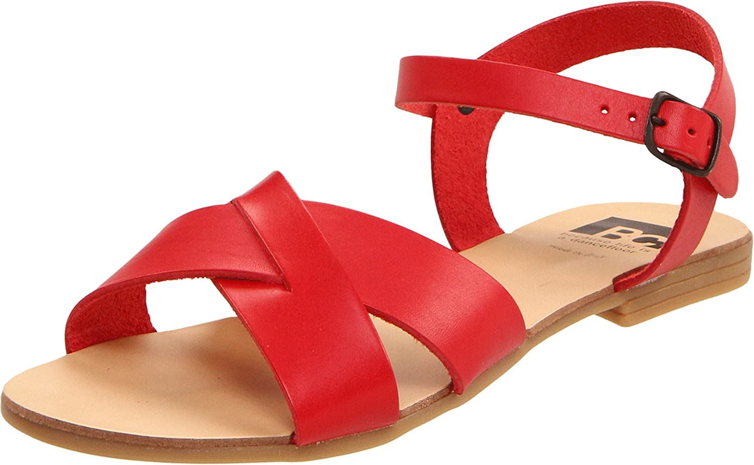 BC Footwear Women's Sandal Swagger Genuine Free Arlington Mall Shipping Ankle-Strap