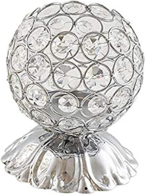 JYHZ Wedding New sales Crystal Candlestick supreme Bride Room Decoration Electropl