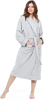 Jones New York Women's Robe Sleepwear Bath Robe Soft Comfortable Spa Robe Loungewear House Robe for Women